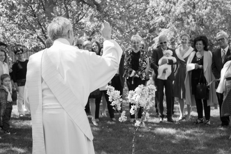 Taufe Foto Pfarrer Foto Graz